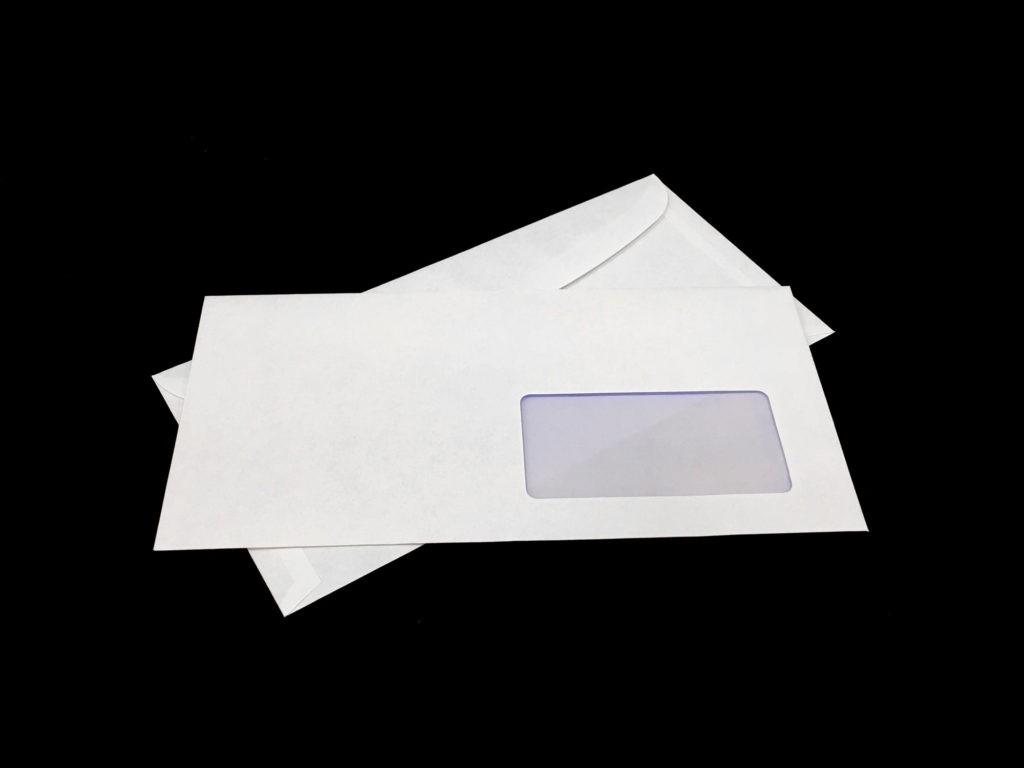 Koperty C6/C5 NK OP 80 g białe